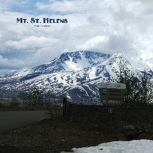 Scouting Mount Saint Helens